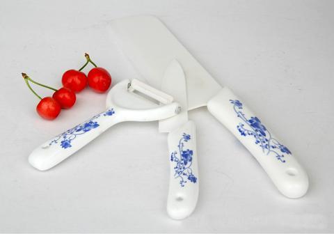 Ultra Sharp Ceramic Knife Set