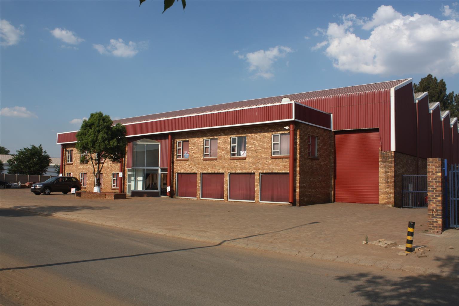 Industrial Engineering Building in Vanderbijlpark
