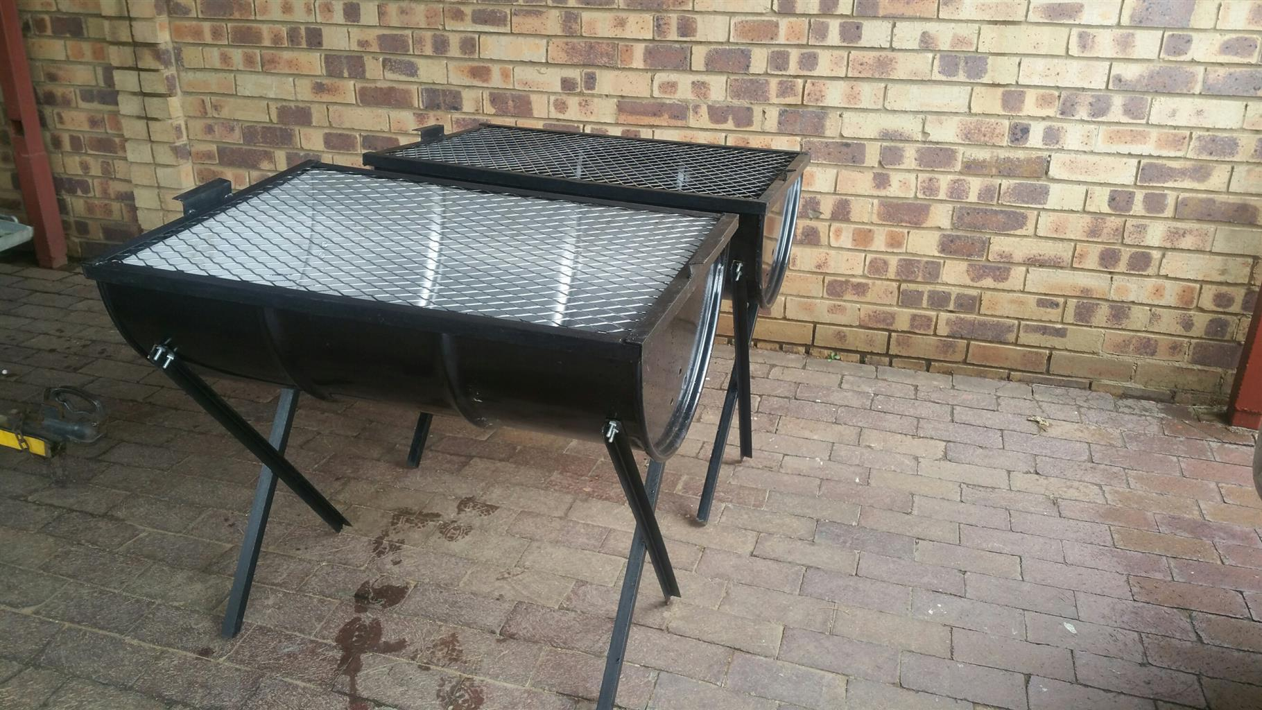 Braai stands for sale.
