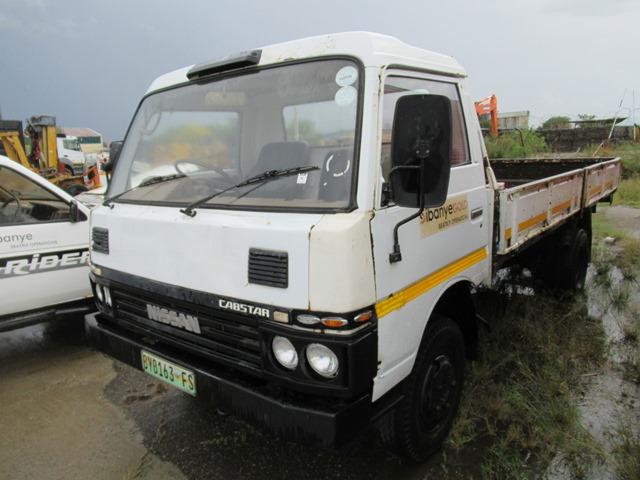 Nissan Cabstar, NGH40-WGFKU Dropside Truck