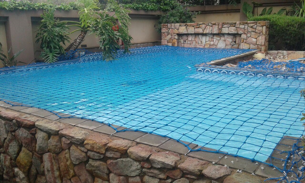 *** Pool Safety Nets & Covers ***