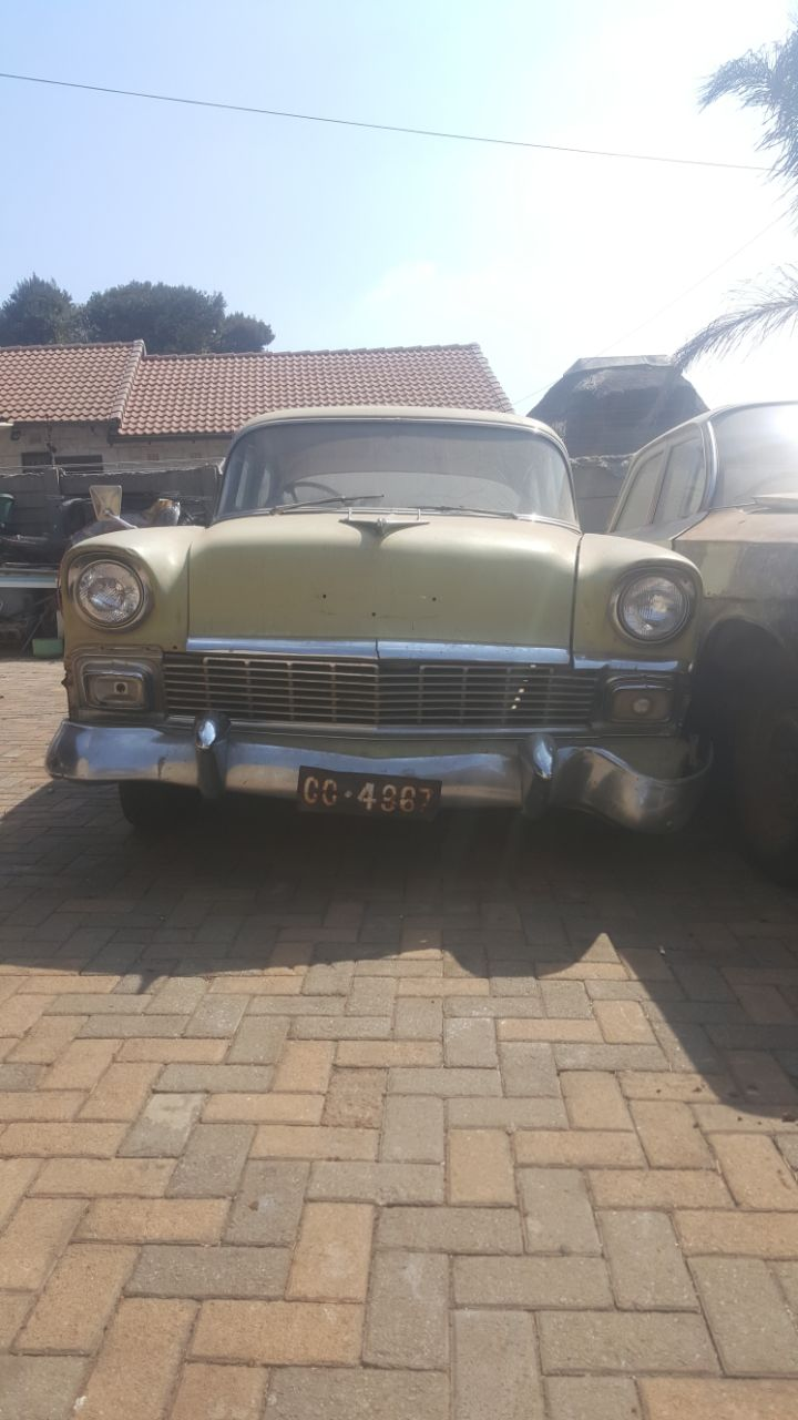 1956 Chevy Bellair for sale | Junk Mail