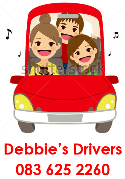 Debbie's Drivers - safe and reliable driving service for children to and from school and extramurals