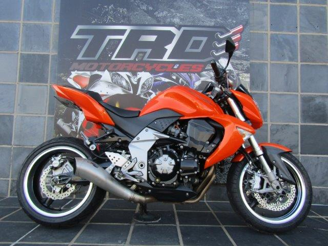 Kawasaki Z1000 In All Ads South Africa
