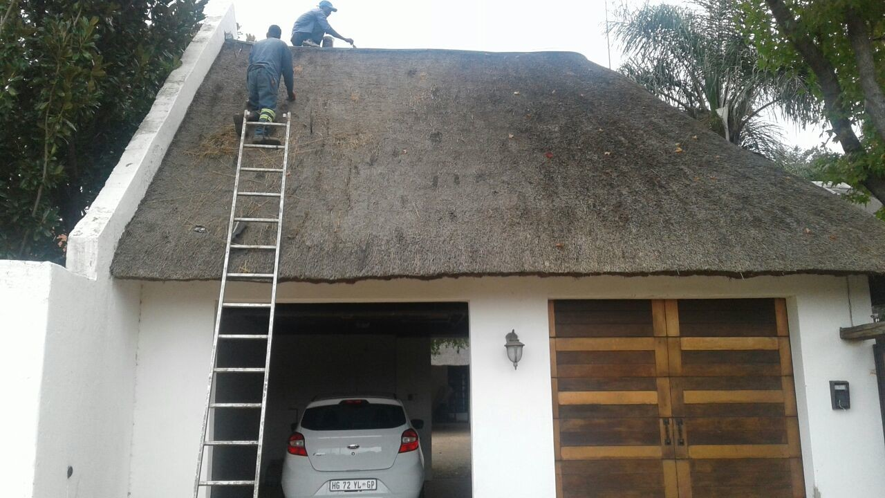 Thatch Roofing and Lapa services