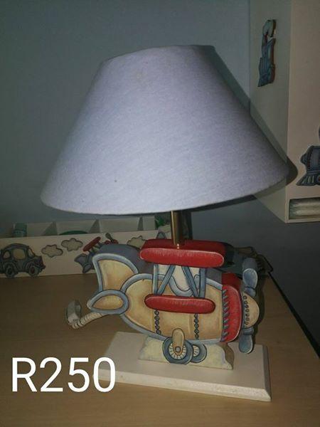 Vliegtuig lamp te koop