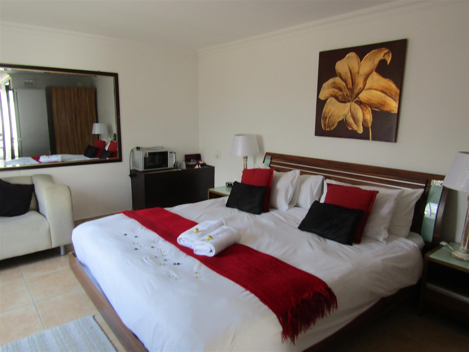 3 Star Rooms from R599.00 Per Night per room