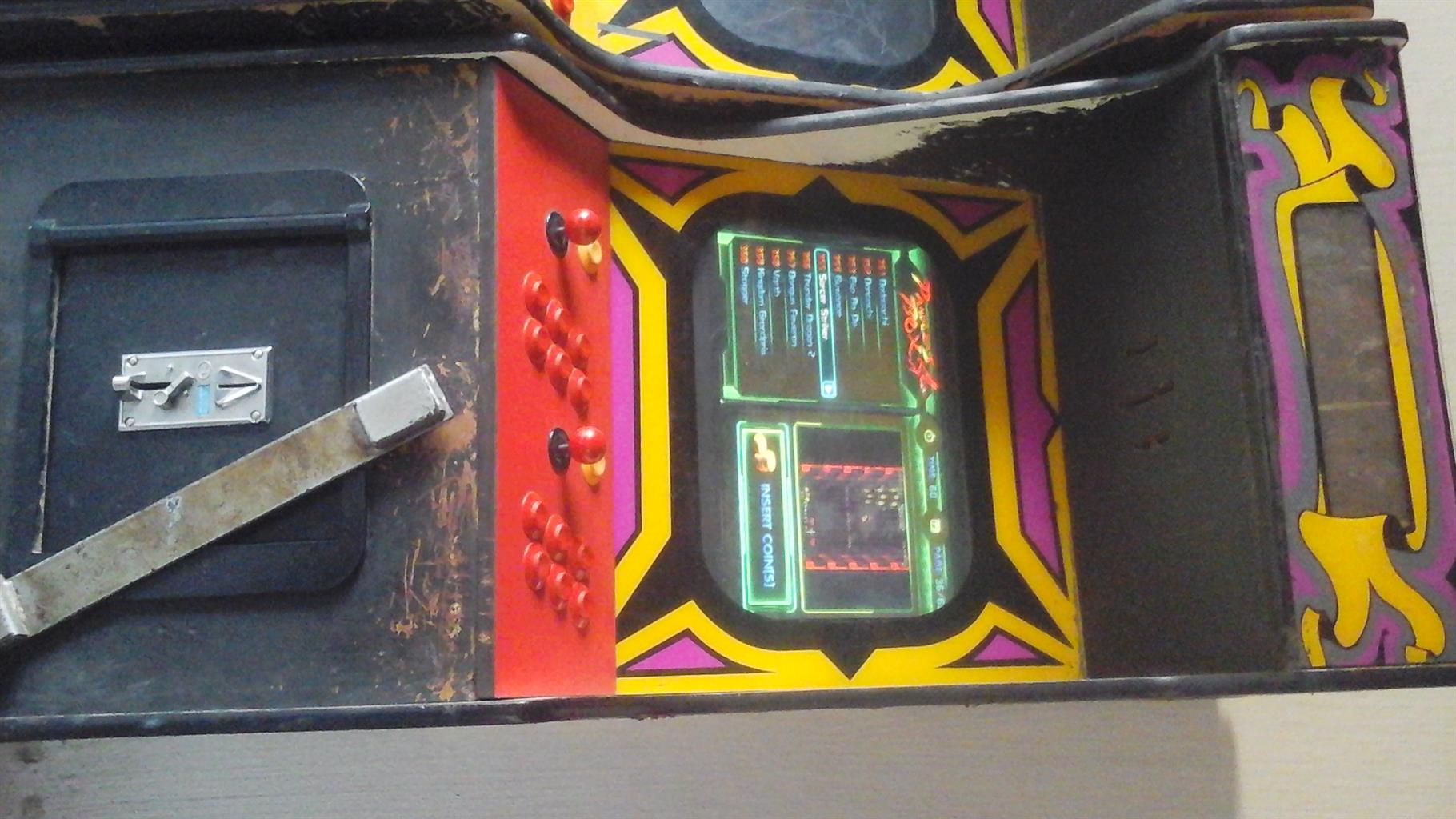 arcade game for sale | Junk Mail