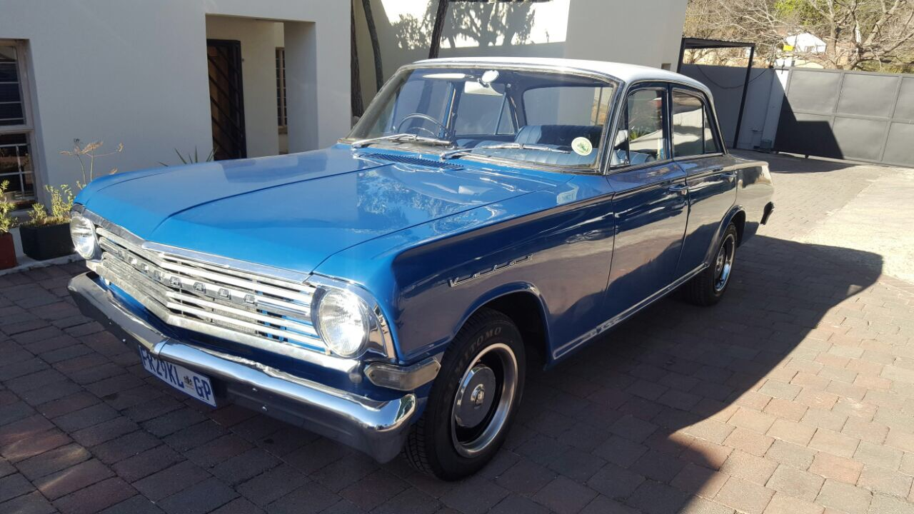 VERY -VERY CHEAP! 1965  VAUXHALL - ONE OF THE BEST!