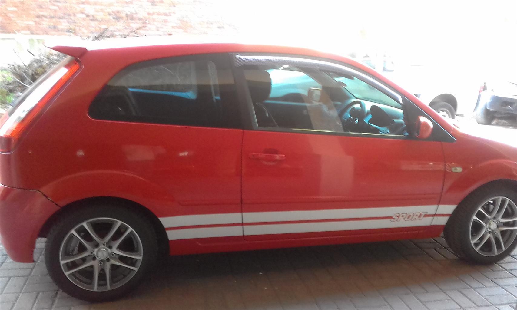 2009  Ford ST Fiesta