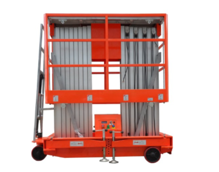 2017 New Aluminium Alloy Aerial Lift Platform
