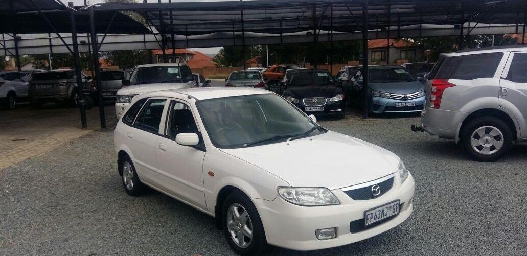 2002 Mazda Etude