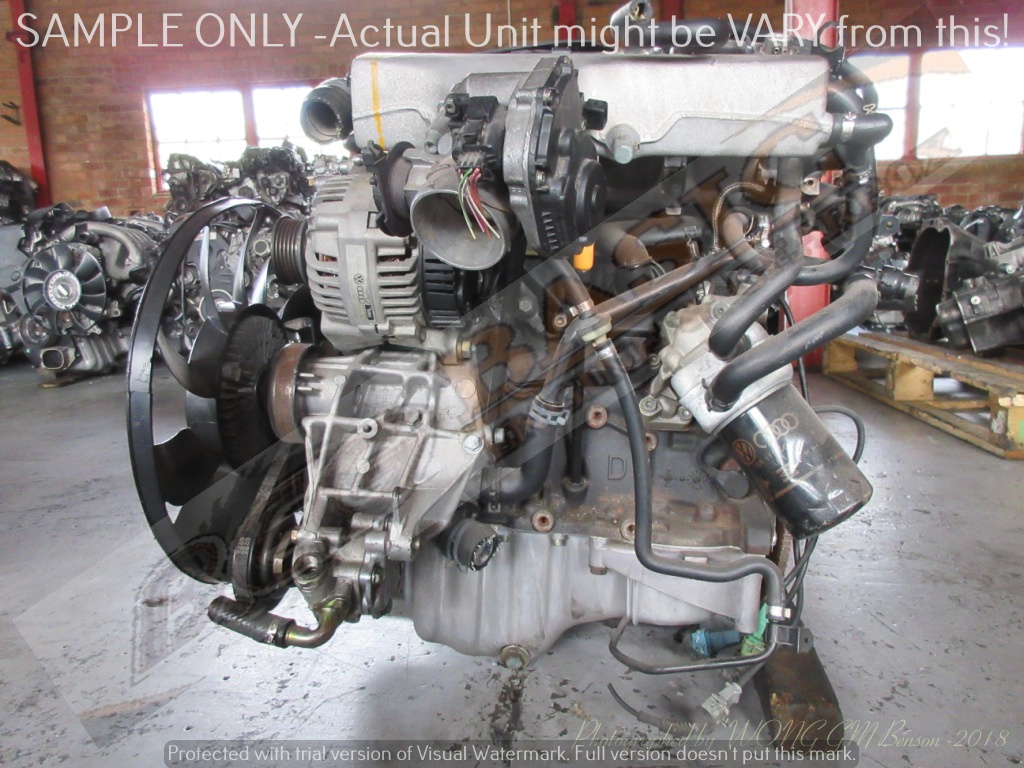AUDI A4 -AEB 1.8L TURBO EFI 20V Engine