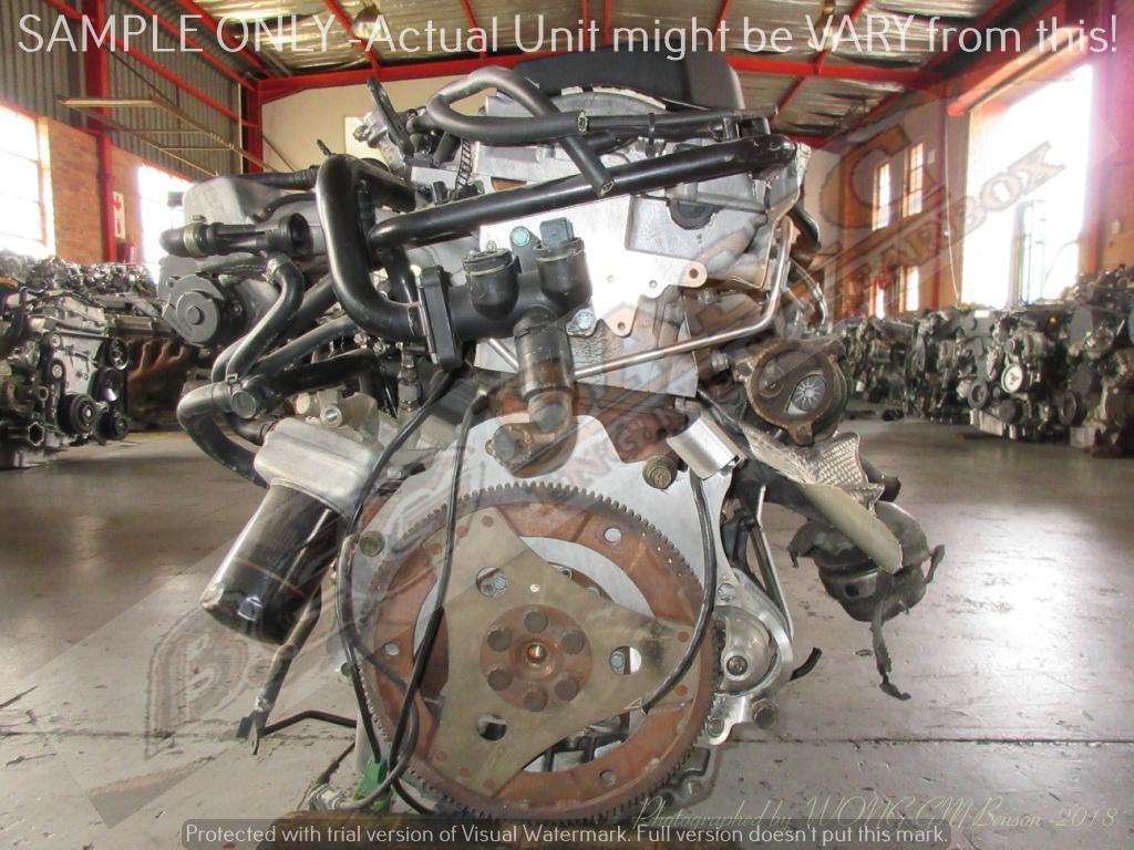 AUDI A4 -AEB 1.8L TURBO EFI 20V Engine