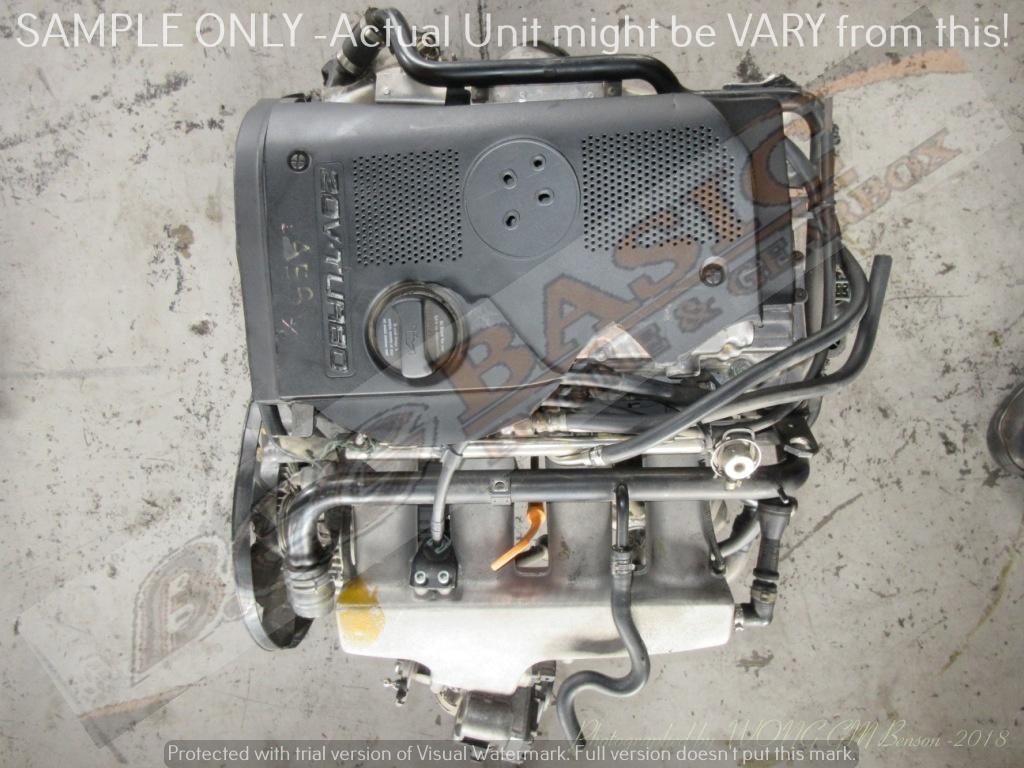 AUDI A4 -AEB 1.8L TU