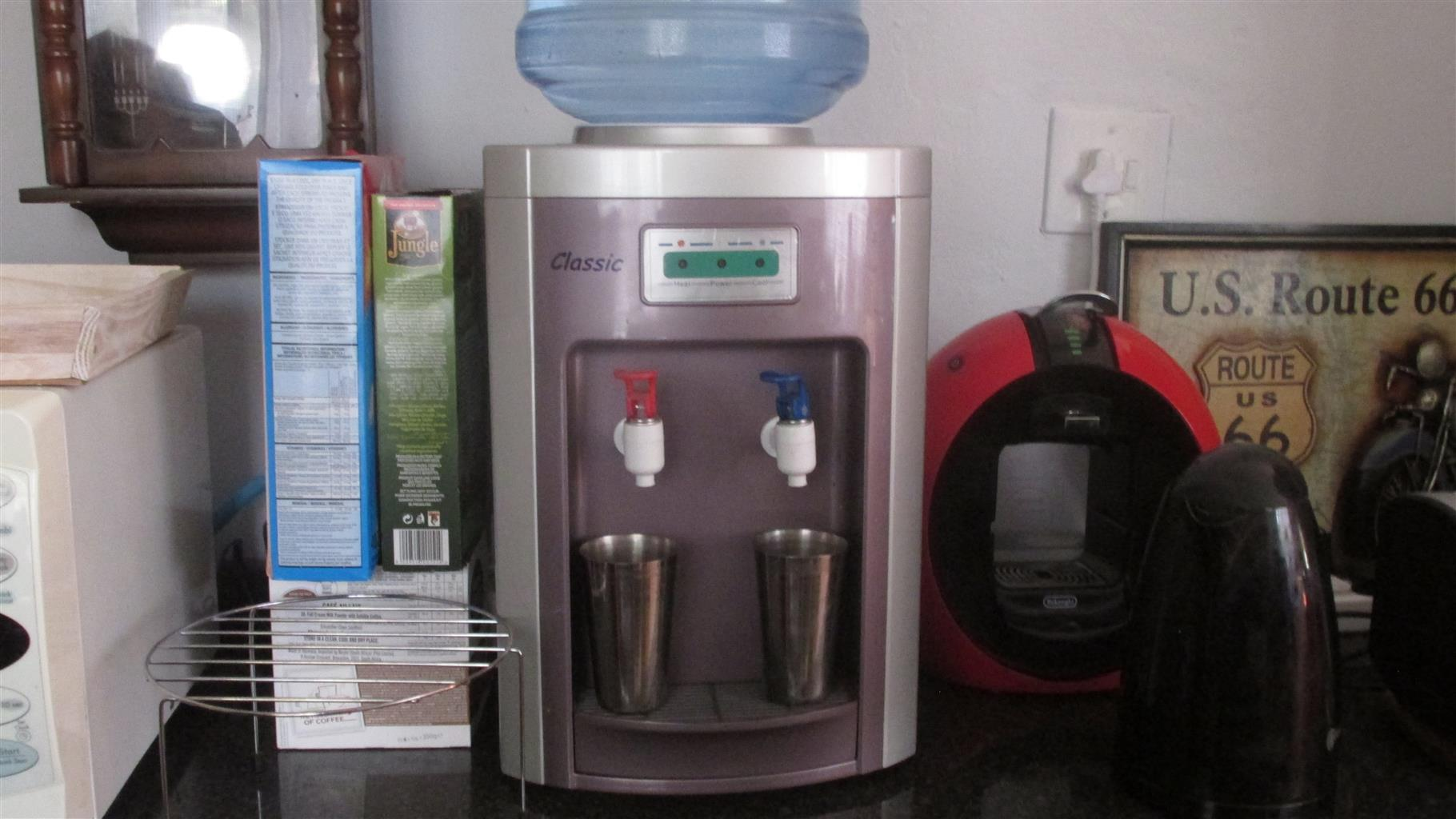 10 litre water cooler and heater
