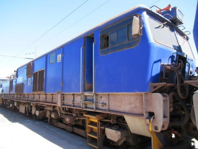 Transnet Freight Rail – Sale 136: Electrical locomotives and wagons