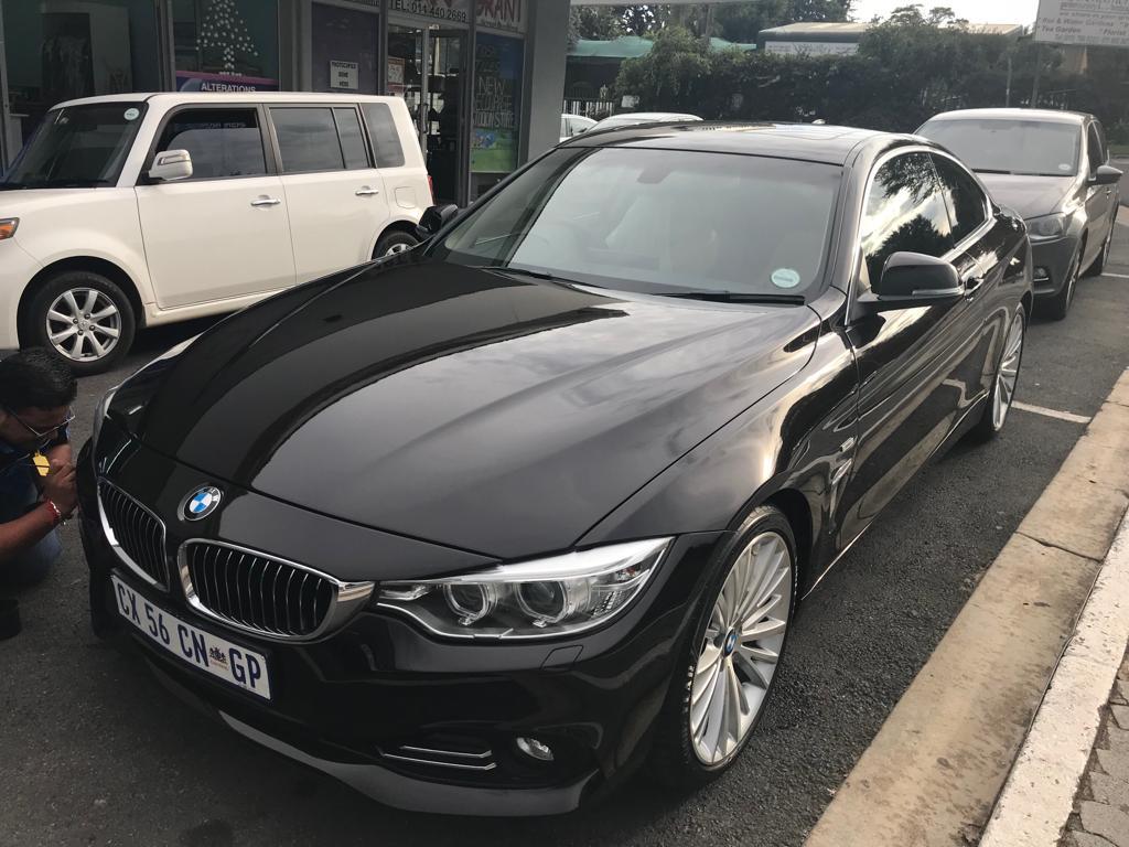 2014 BMW 4 Series 428i coupe Luxury auto
