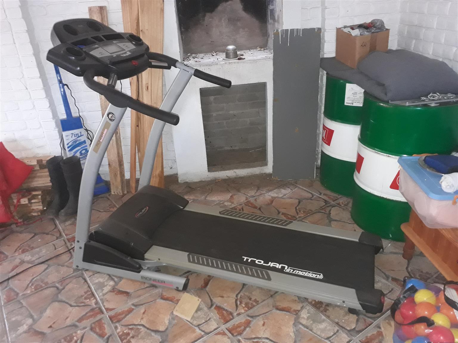 Pioneer Treadmill for sale