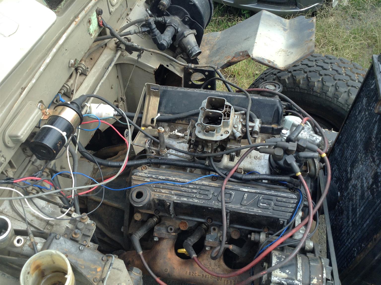 1989 Land Rover Defender Junk Mail Carburetor
