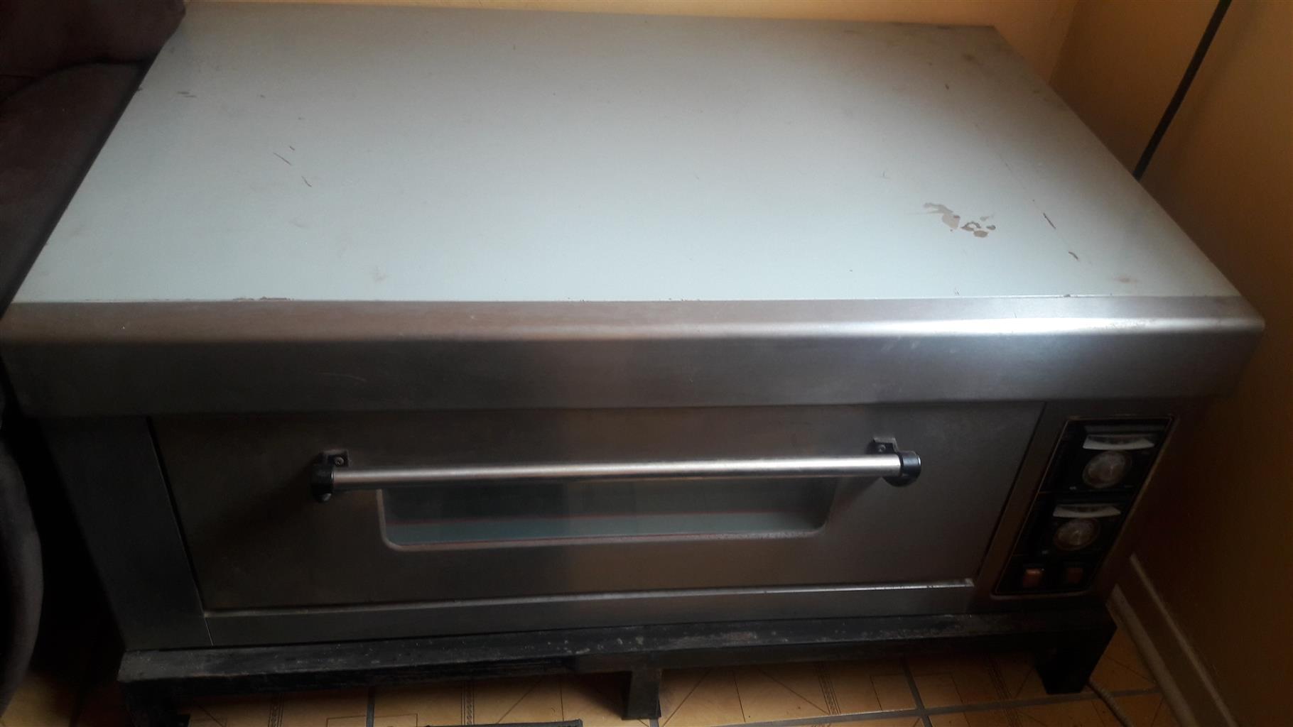 Bakery Oven