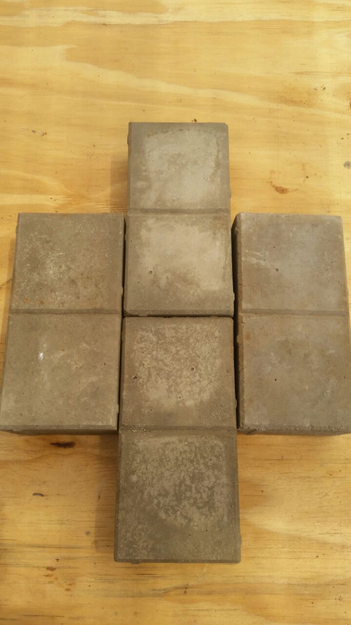 Quality Concrete Paving stones - cobble, bevel, interlock and more
