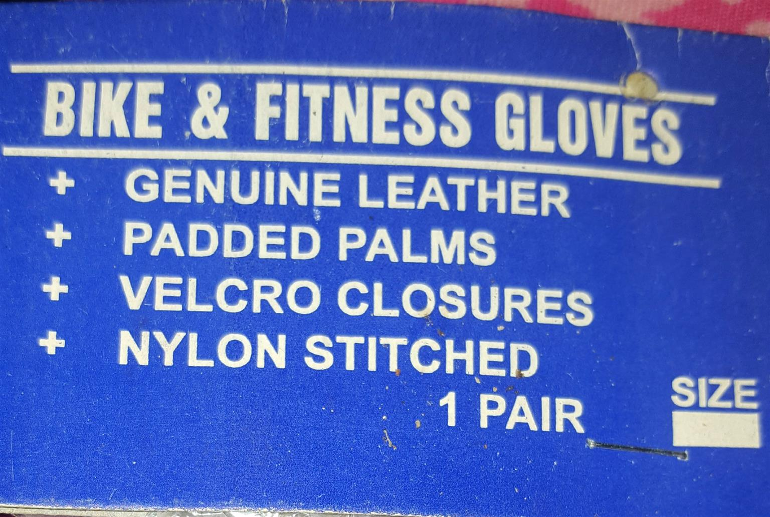 Leather goods clearance