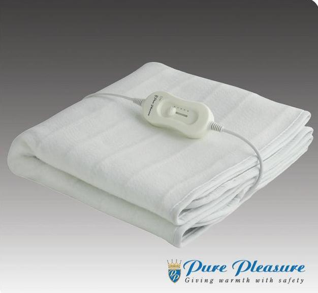 Pure Pleasure Double Electric blanket