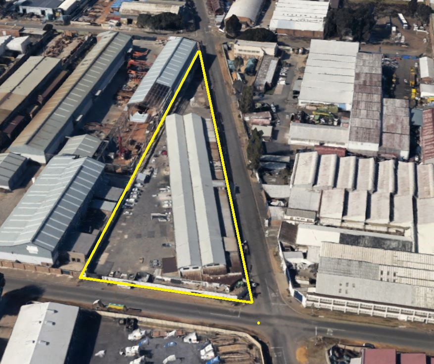 FULLY LET INDUSTRIAL PARK - INCOME PRODUCING INVESTMENT!