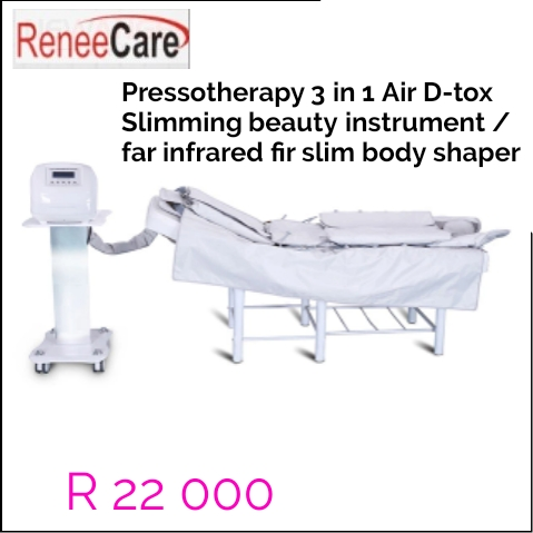 Pressotheraphy 3 in 1 Far lnfrared EMS