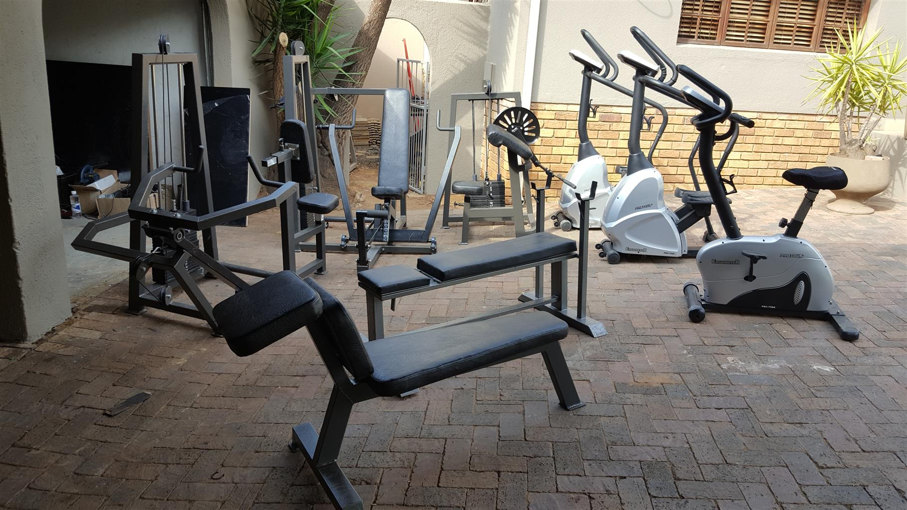 selectorised and cardio equipment for sale