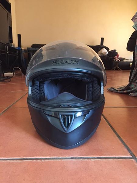 Shark s900 helmet
