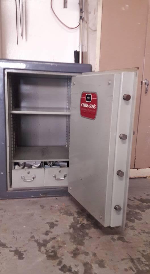Chubb safe 750×750×1000