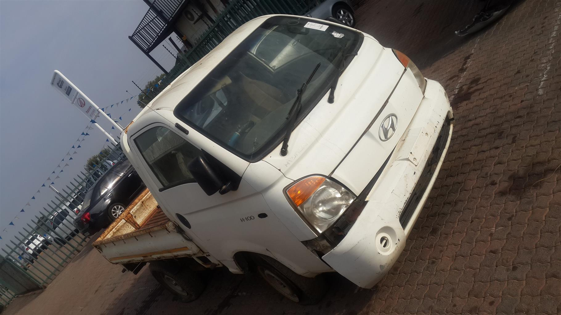 Hyundai H100 Bakkie For Spares