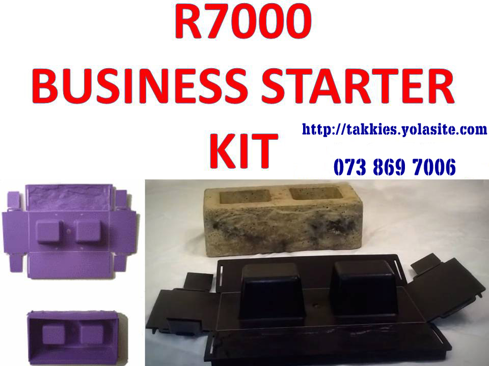 Paver Slabs manufacturing Business for SALE