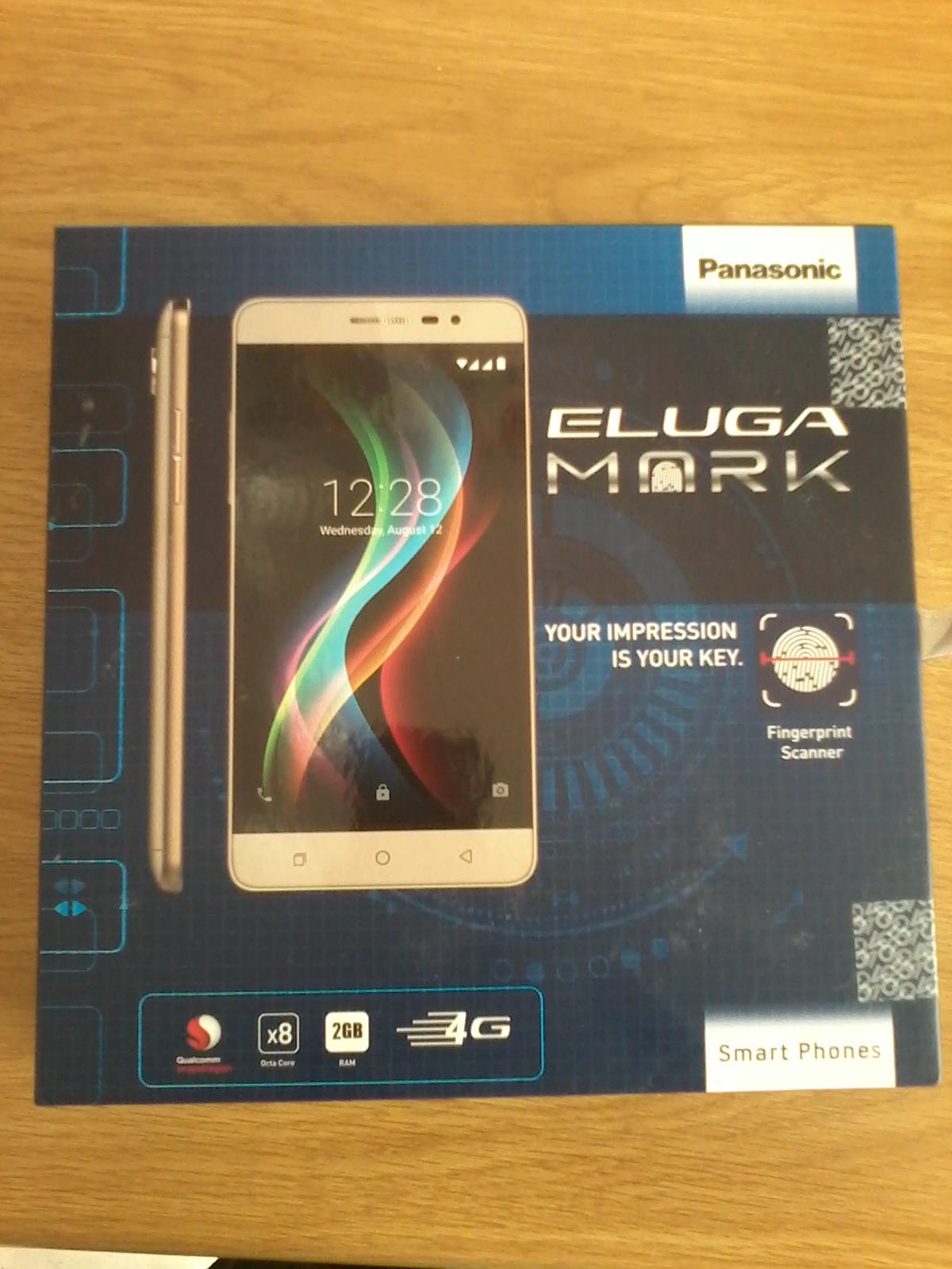 Panasonic Eluga Smart Cell Phone
