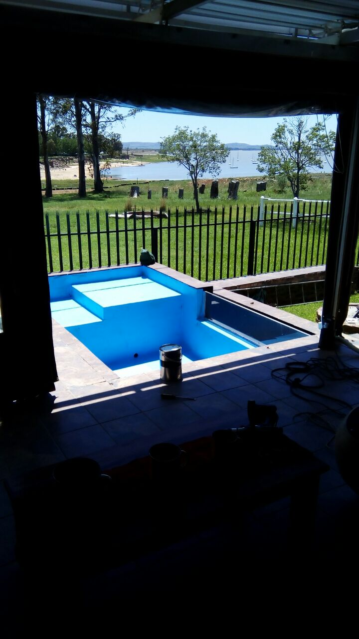 Holiday accomodation available at the Vaal Dam