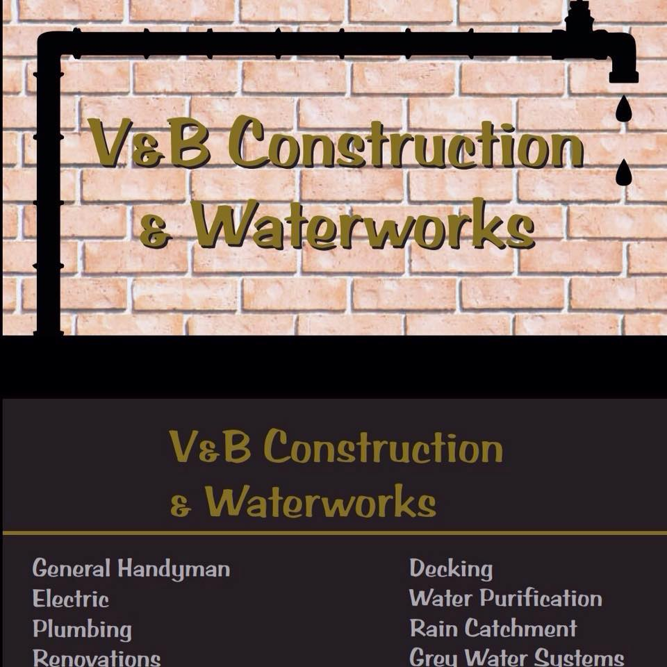 Handyman Services - Building Maintenance - V&B Construction and Waterworks