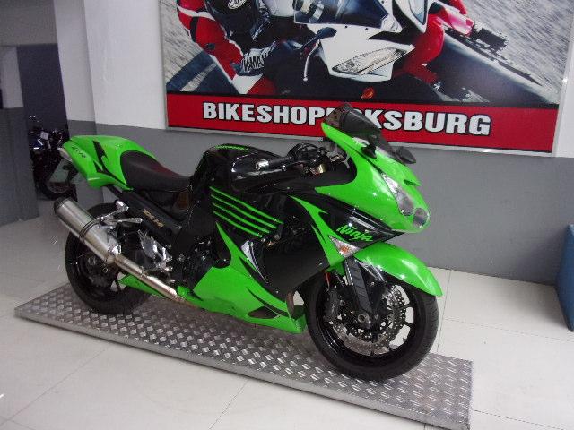 94900 Kawasaki ZX14 Ninja Special Edition