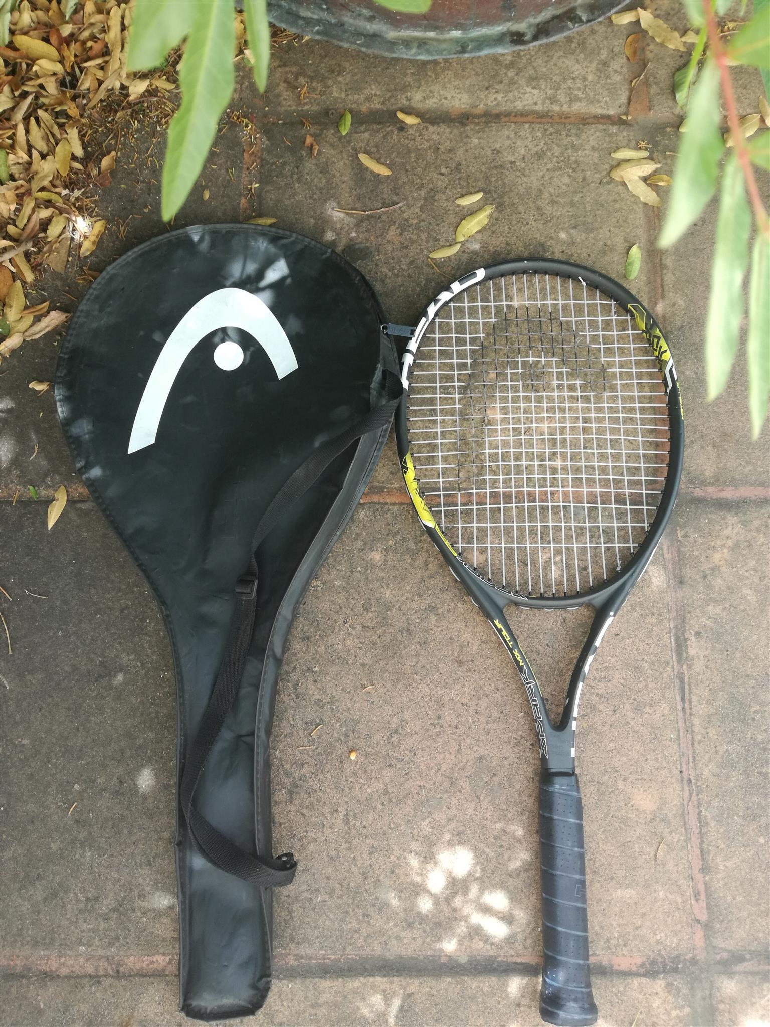 Tennis racket ( Head MX Tour)
