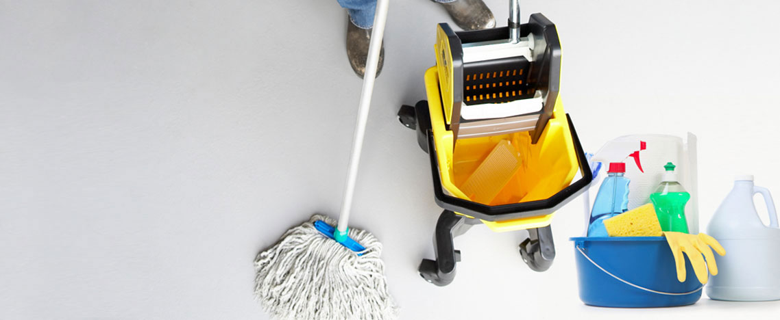 Residential and commercial cleaning services!