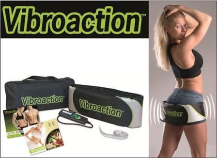 Vibro Action Belt, Body Slimming and Massage Belt