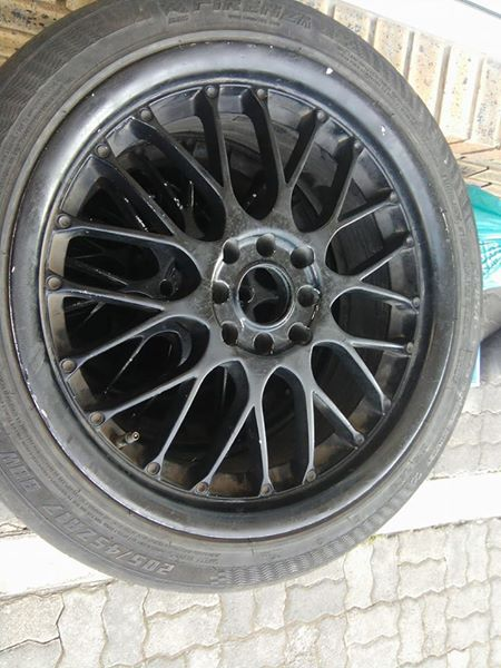 Bbs In Wheels And Hubs In South Africa Junk Mail