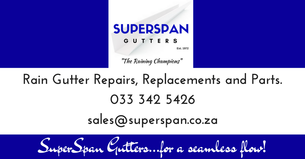 SuperSpan Gutters... For a Seamless Flow!
