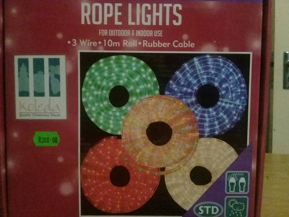 Koleda Rope Lights