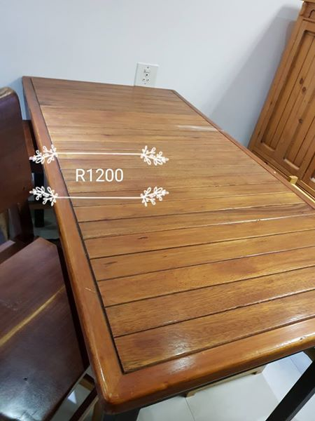 Wooden kitchen table for sale