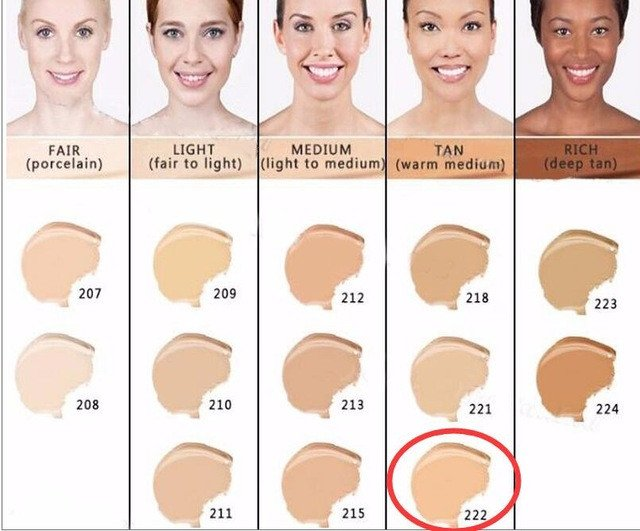 Dermacol the best cover up for day and night