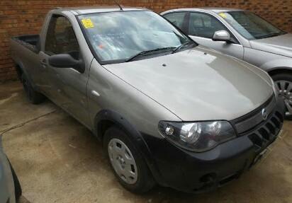 2007 Fiat Strada 1.7TD EL