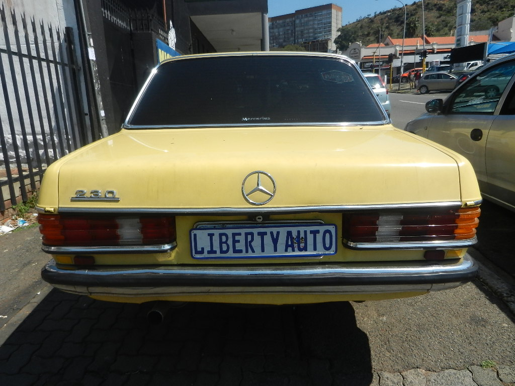 1981 Mercedes Benz 230C