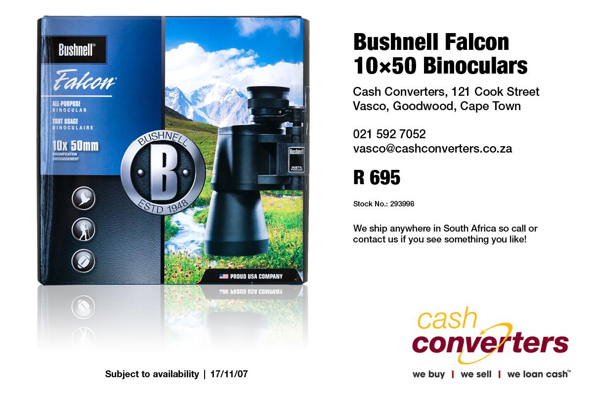Bushnell Falcon 10×50 Binoculars